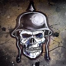 Skulls Biker