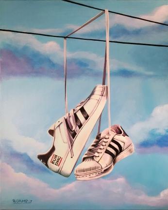Adidas JMJ RUN DMC