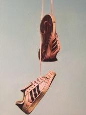 1986 Adidas JMJ shell toe