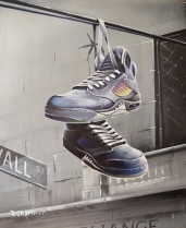 Jordan 5 Wolf of Wall St Wolf Grey