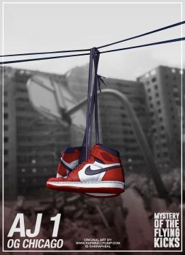 AJ 1 OG chicago