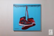 """Nike Air Jordan 1 """"Banned"""""""