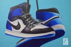 AJ1 frag blue