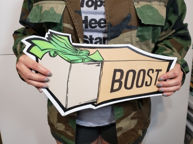 Yeezy Boost SnkrMoney Box
