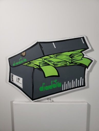 Diadora Snkr Money Box