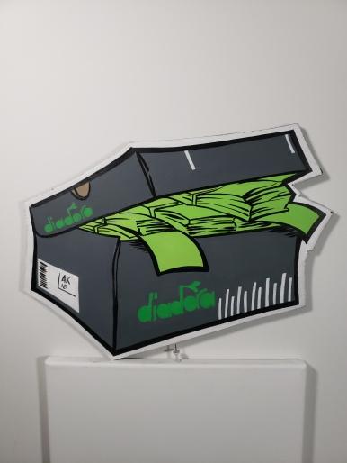 Diadora Snkr Money Box